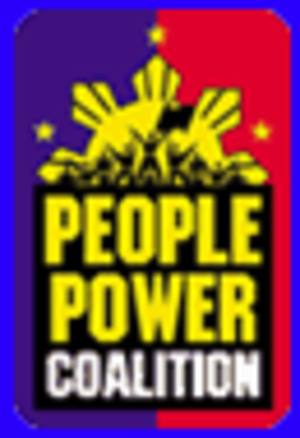 People Power Coalition - The logo of the People Power Coalition
