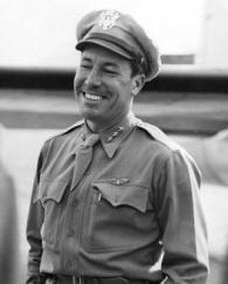 Hispanics in the United States Air Force - Brig. Gen. Elwood R. Quesada