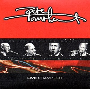 Pete Townshend Live BAM 1993 - Image: Pete Townshend Live BAM 1993