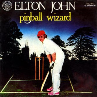 Pinball Wizard - Image: Pinball Wizard Elton John