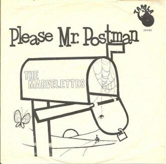 Please Mr. Postman - Image: Please Mr Postman by The Marvelettes US vinyl single