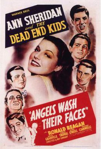 The Angels Wash Their Faces - Image: Poster of The Angels Wash Their Faces