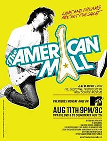 Poster of the movie The American Mall.jpg