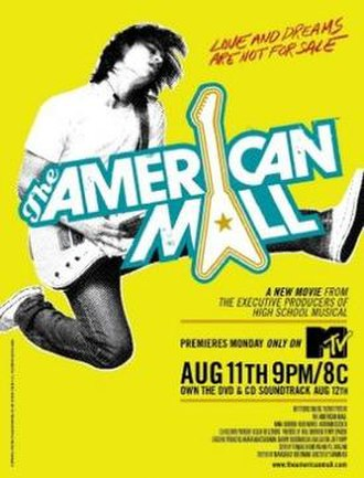 The American Mall - Image: Poster of the movie The American Mall
