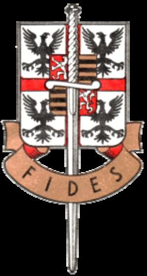 Preston Catholic College - Image: Preston Catholic College crest