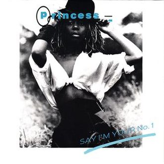 Say I'm Your Number One - Image: Princess Say I'm Your No 1