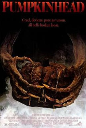 Pumpkinhead (film) - Theatrical release poster