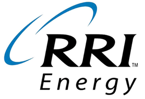 GenOn Energy - Historical logo of RRI Energy