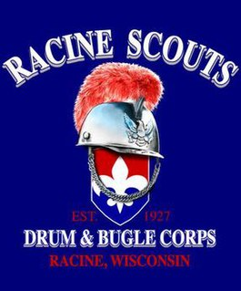 Racine Scouts Drum and Bugle Corps