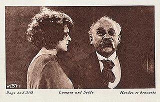 <i>Rags and Silk</i> 1925 film