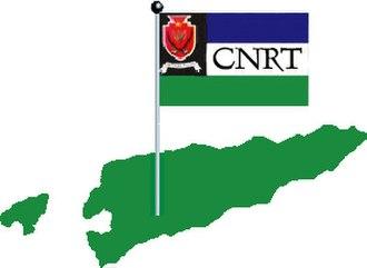 1999 East Timorese independence referendum - Image: Reject otonomi