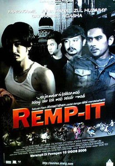 Picture of a movie: Remp-It