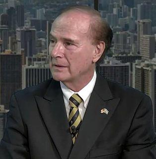 Gene Ward American politician