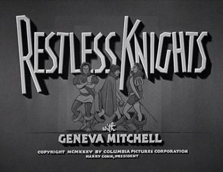 <i>Restless Knights</i> 1935 film by Charles Lamont