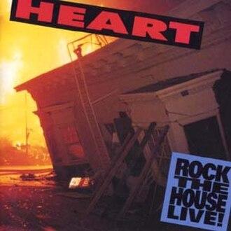 Rock the House Live! - Image: Rockthehouse