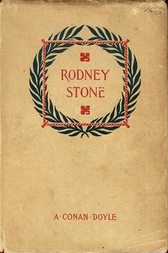 Rodney Stone - First US edition (publ. D. Appleton and Company)