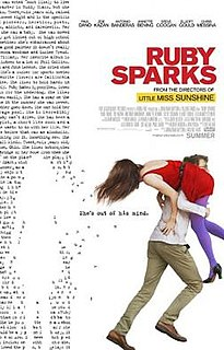 <i>Ruby Sparks</i> 2012 film by Jonathan Dayton and Valerie Faris