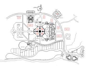 Shri Mata Vaishno Devi University - Site Plan of the university