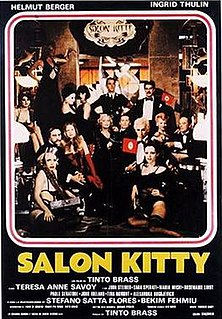 <i>Salon Kitty</i> (film) 1976 film by Tinto Brass