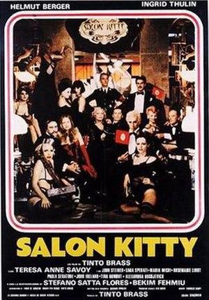 Salon Kitty (film) - Poster