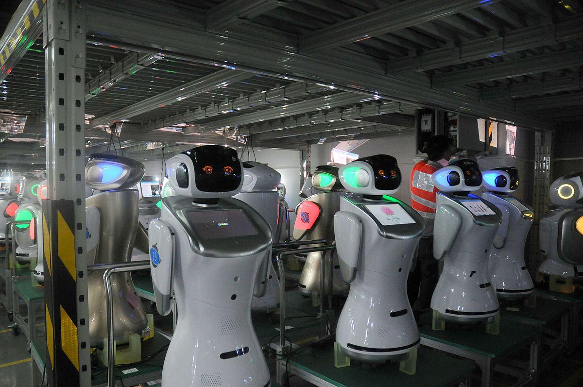 sanbot  robot