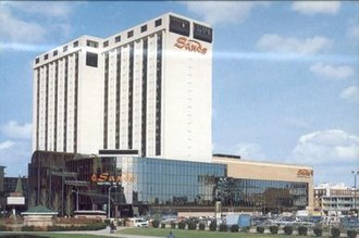 Sands Atlantic City - Image: Sands Hotel