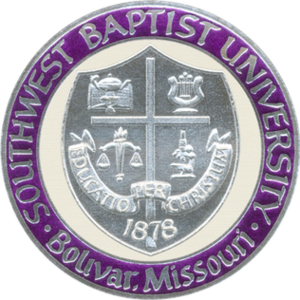 Southwest Baptist University - Image: Sbu seal