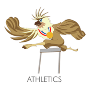 Athletics at the 2005 Southeast Asian Games - Athletics at the 2005 Southeast Asian Games logo