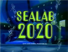 Sealab 2020 title card
