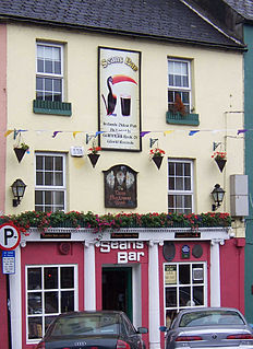 Seans Bar Oldest Pub in Ireland