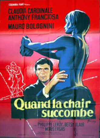 Careless (film) - Film poster of the French edition