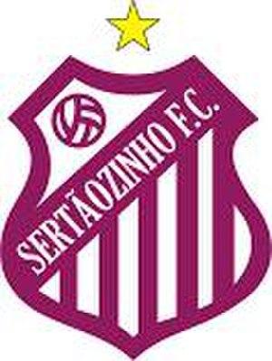 Sertãozinho Futebol Clube - Image: Sertãozinho