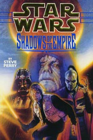 Star Wars: Shadows of the Empire - Image: Shadows of the empire bookcover
