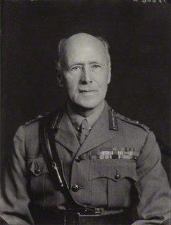 George Barrow (Indian Army officer) British Army general