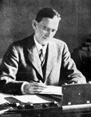 John Marshall (archaeologist) - Image: Sir John Marshall