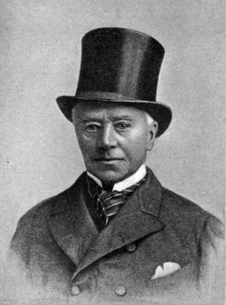 Horatio Bottomley - Sir Henry Hawkins, the judge before whom Bottomley appeared, and was acquitted, on fraud charges in 1893