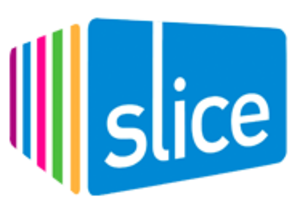 Slice (TV channel) - Alternate logo introduced in 2013
