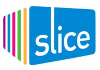 Slice (TV channel) - Alternate logo introduced in 2013