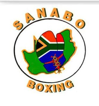 South African National Boxing Organisation - Image: South African National Boxing Organisation Logo