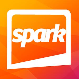 Spark Sunderland - Image: Spark FM Logo 2015