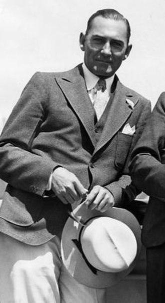 Carl B. Squier - Squier in 1934