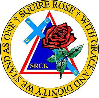 Squire Roses - Image: Squire Rose Emblem