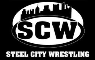 Steel City Wrestling - Image: Steel City Wrestling logo