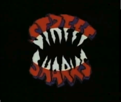Picture of a TV show: Street Sharks