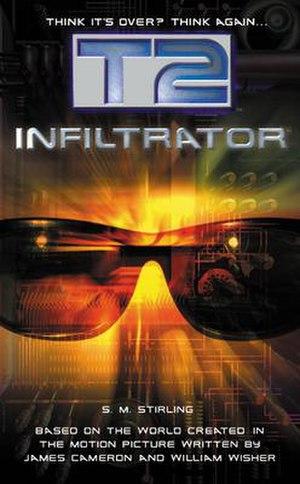 T2 (novel series) - Image: T2 Infiltrator