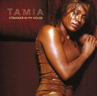 Tamia — Stranger in My House (studio acapella)