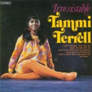 Irresistible (Tammi Terrell album) - Image: Tammiirresistible