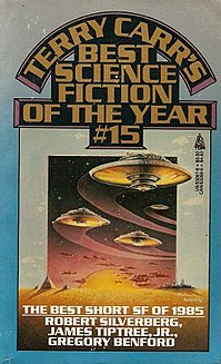 <i>Terry Carrs Best Science Fiction of the Year 15</i> book by Terry Carr