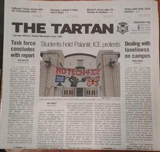 <i>The Tartan</i> (Carnegie Mellon University)