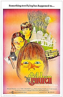 <i>The Children</i> (1980 film) 1980 film